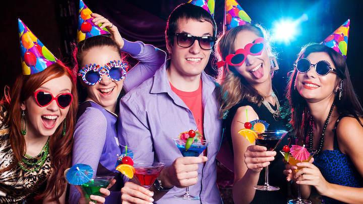 Костюмированные вечеринки