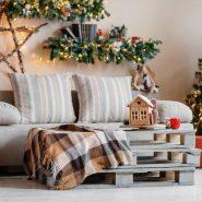 Последние штрихи для создания новогоднего настроения