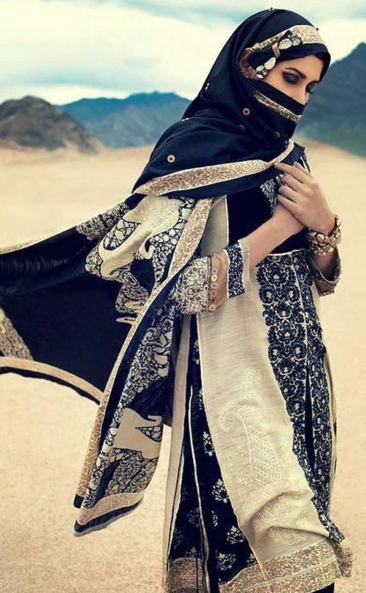 Традиционная восточная одежда