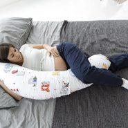 Подушки для беременных: виды, наполнители, правильный выбор