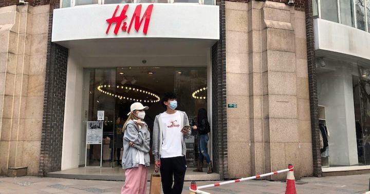 Хлопковый бойкот Nike и H&M