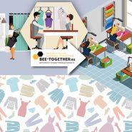 11-я Международная бизнес-платформа по аутсорсингу для легкой промышленности BEE-TOGETHER.ru