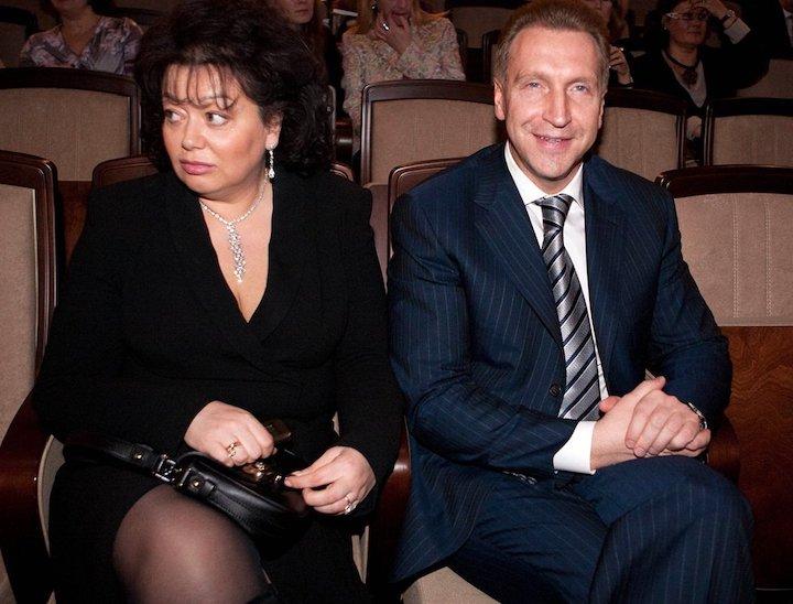 Мария Шувалова