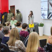 """Центр """"Мой бизнес"""" презентовал программу """"Развитие брендов 2021"""" для швейных предприятий региона"""