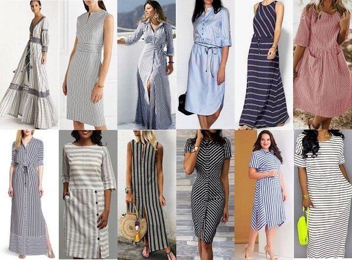 Трикотажные платья и сарафаны