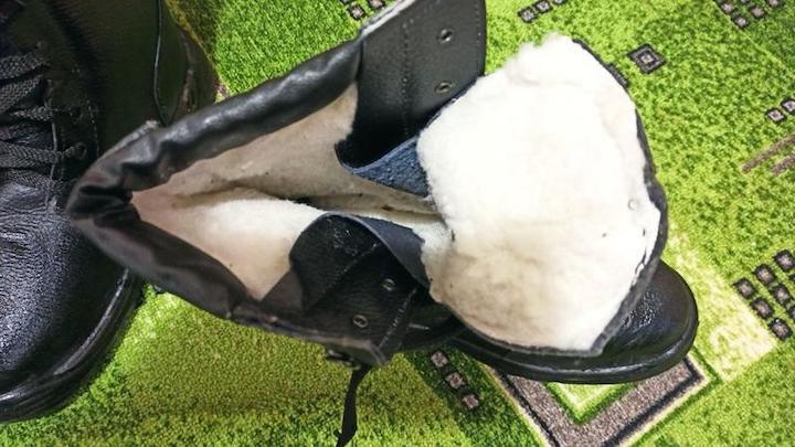 Выбор рабочей обуви