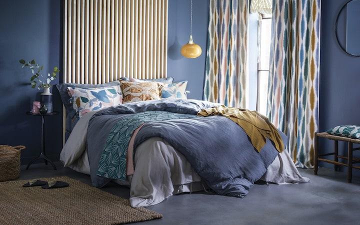 Как использовать текстиль в оформлении интерьера, и какие ткани для этого подойдут