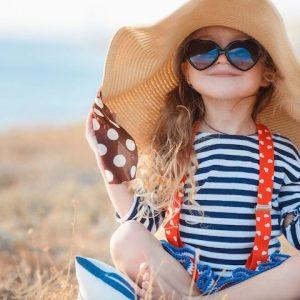 Как и какой головной убор выбрать ребенку на лето