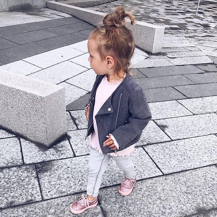 Стильные дети в Инстаграме
