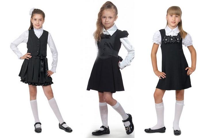 Выбор одежды для первоклашек