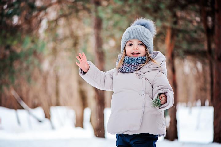 Как выбрать детский пуховик