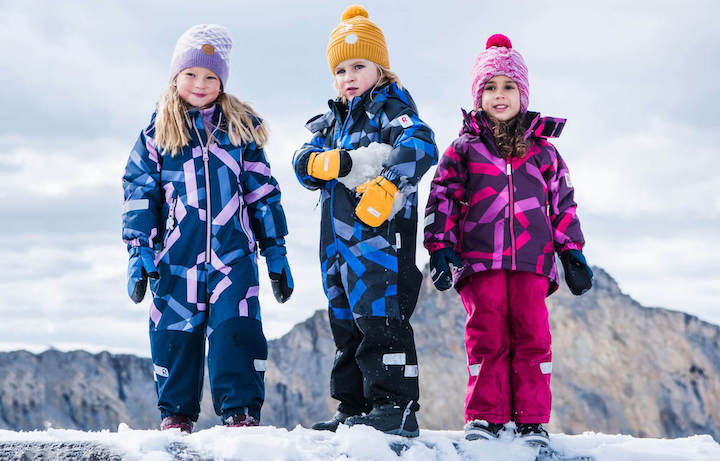 Как выбрать детскую одежду на зиму